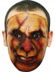 Masque tueur visage sanglant adulte Halloween