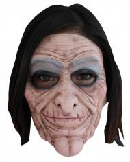 Masque vieille femme adulte