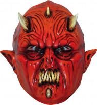 Masque intégral diable monstrueux adulte Halloween