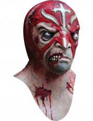 Masque catcheur zombie adulte Halloween
