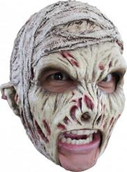Masque momie effrayante adulte Halloween