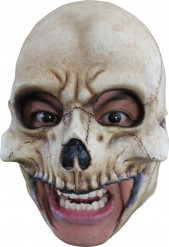 Masque crâne adulte Halloween