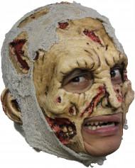 Masque mort vivant décomposé adulte Halloween