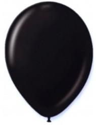12 Ballons noirs 28 cm