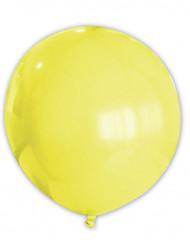 Ballon jaune 80 cm