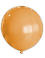 Ballon orange 80 cm