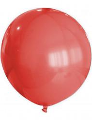 Ballon rouge 80 cm