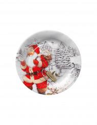 Grandes Assiettes Père Noël