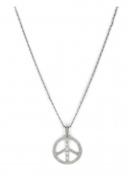 Collier hippie adulte