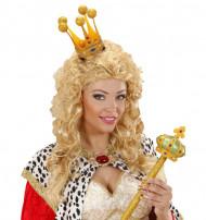 Petite couronne dorée adulte