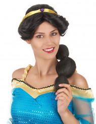 Perruque princesse orientale femme