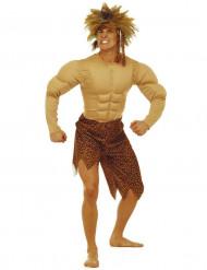 Déguisement homme de la jungle homme