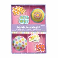 Kit décorations cupcake