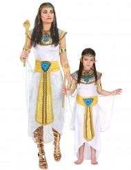 Déguisement couple reine Egyptienne mère et fille