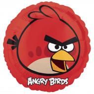 Ballon aluminium rouge Angry Birds™