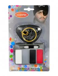 Mini kit maquillage pirate