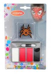 Mini kit maquillage araignée enfant Halloween