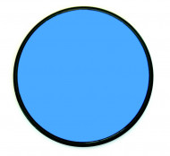 Fard visage et corps Bleu Grim' Tout
