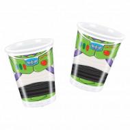 8 gobelets plastique Toy Story Star Power ™