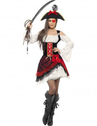 Déguisement pirate glamour femme