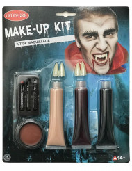 Kit luxe maquillage vampire Halloween