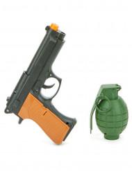 Kit revolver et grenade