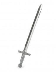 Epée chevalier en plastique 63 cm