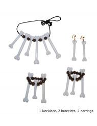 Set bijoux cannibales
