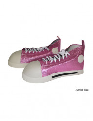 Chaussures clown rose