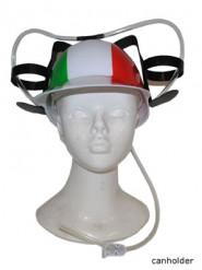 Casque anti-soif Italie