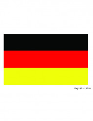 Drapeau supporter Allemagne 150 x 90 cm