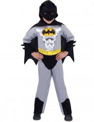 Déguisement Batman™ classique argenté garçon