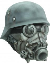 Masque soldat chimique adulte