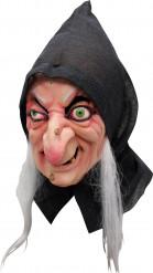 Masque sorcière adulte halloween