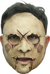 Masque serial killer adulte spirales
