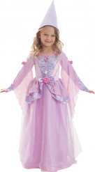 Déguisement Corolle™ princesse rose et lilas fille