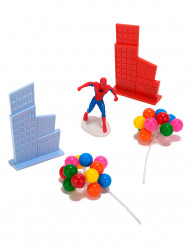 Kit de décorations gâteaux Spiderman™