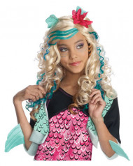 Perruque Lagoona Blue Monster High™ fille