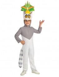 Déguisement King Julien Madagascar™ enfant