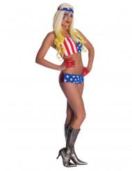 Déguisement Lady Gaga™ Amérique femme