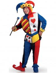 Déguisement Joker jeu de cartes Adulte