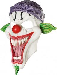 Masque clown adulte