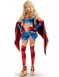 Déguisement Supergirl Amecomi™ femme