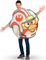 Déguisement Angry birds Luke X-wing pilote™ adulte