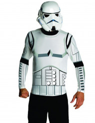 T-shirt et masque Stormtrooper Star wars™ adulte