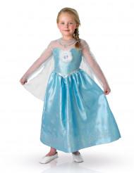 Déguisement Elsa Frozen La Reine des Neiges™ Deluxe fille