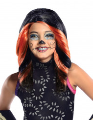 Perruque Skelita calaveras Monster High™ fille