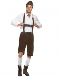 Déguisement bavarois complet homme