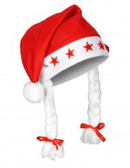 Bonnet lumineux Noël adulte