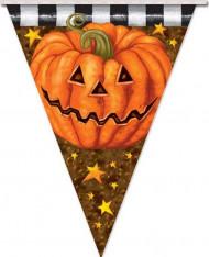 Guirlande citrouille Halloween